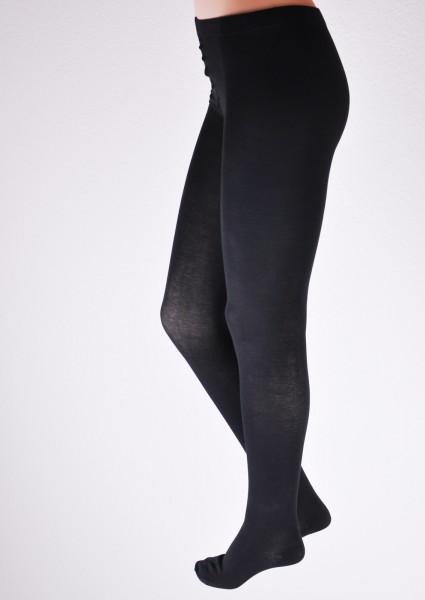 Damen Feinstrumpfhose, schwarz