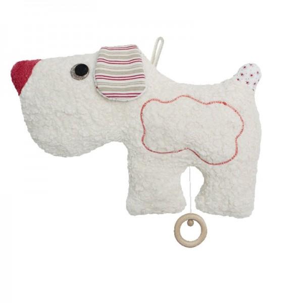 Spieluhr Hund, kbA (organic) 1 Stadelmann Natur Online Shop