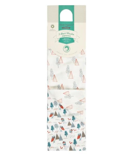 Musselintuch Doppelpack,Stadelmann Natur Online Shop