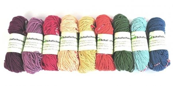 Schafschurwolle 1