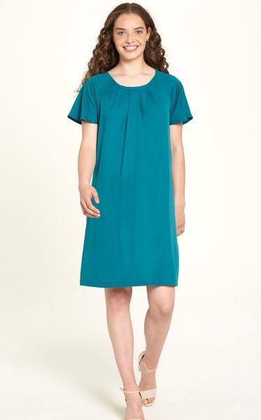 Ecovero-Kleid blau atlantic von Tranquillo 1