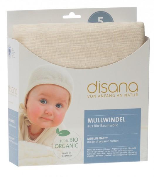 Disana Mullwindel 80x80 (5er Pack) 1 Stadelmann Natur Online Shop