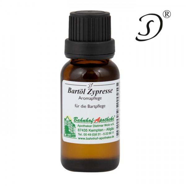 Bartöl Zypresse, 20ml