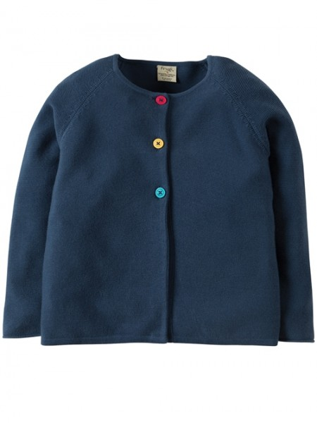 "Strickjacke ""Milly Swing"", navy 1"