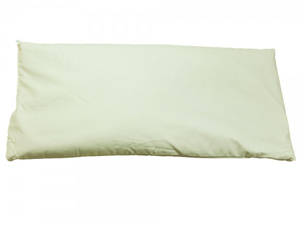 Hirseschlafkissen, 40x80 cm