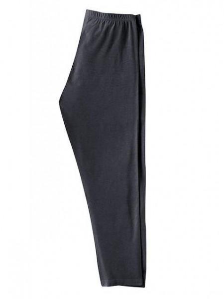 Damenleggings 7/8, schwarz, 7234, HempAge, Hanfbekleidung, Bio Leggings