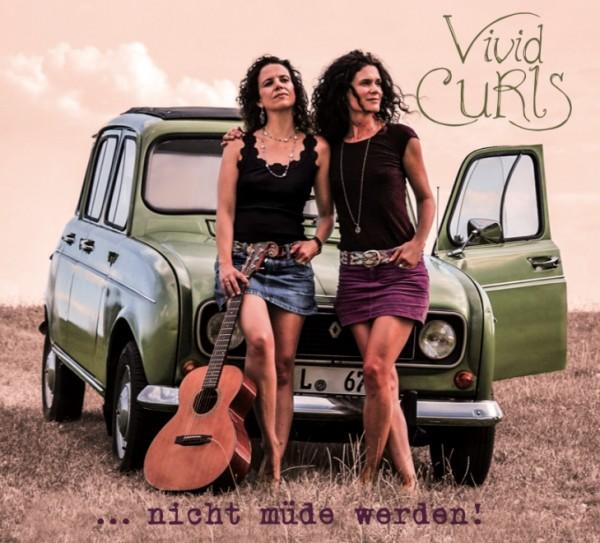 """CD - Vivid Curls """"... nicht müde werden!"""" 1 Stadelmann Natur Online Shop"""