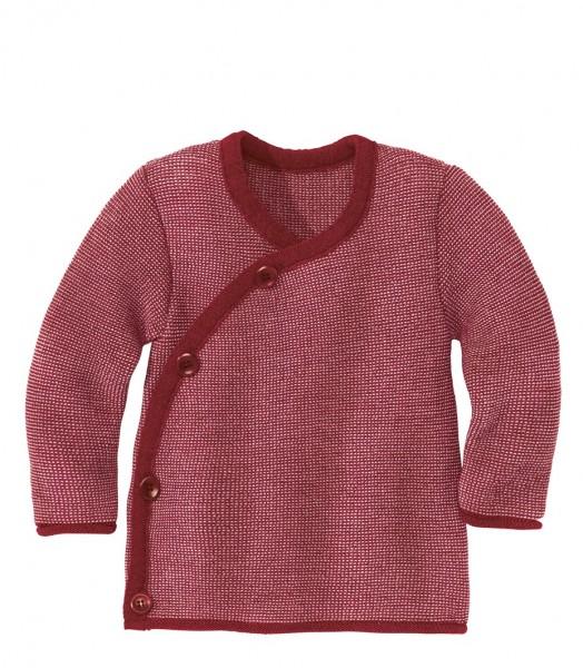 shMelange-Jacke, bordeaux-rosé Stadelmann Natur Online Shop
