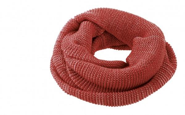 Loop-Schal, bordeaux-rosé 1 Stadelmann Natur Online Shop