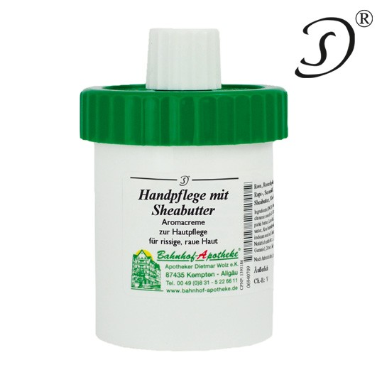 Handpflege mit Sheabutter, 70ml