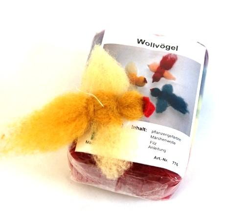 "Frühlingsboten ""Wollvögel"" 1 Stadelmann Natur Online Shop"