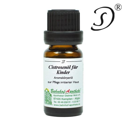 Cistrosenöl für Kinder, 10ml