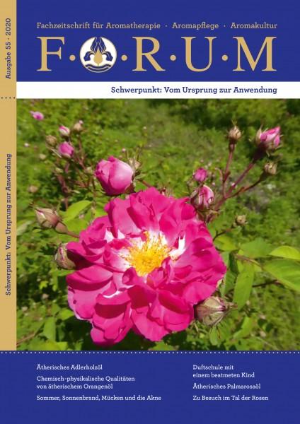 FORUM 55 Vom Ursprung zur Anwendung