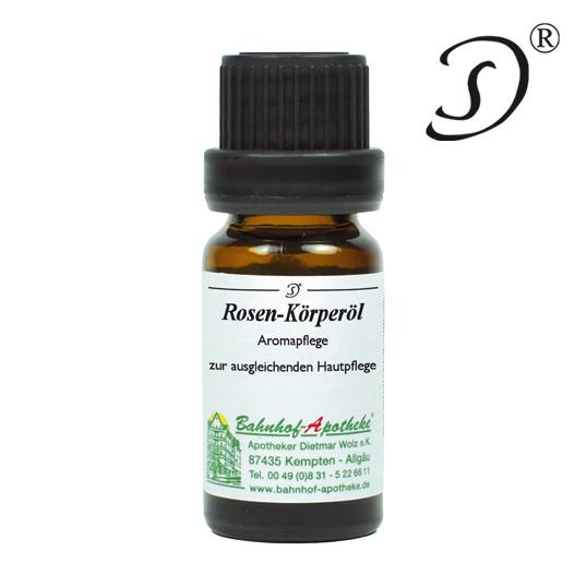 Rosen-Körperöl, 10ml