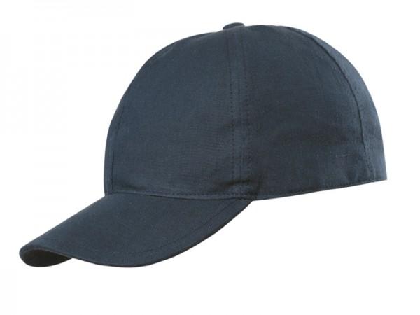 Luftiges Baseball-Cap für Damen und Herren aus 100% Leinen, Stadelmann Natur
