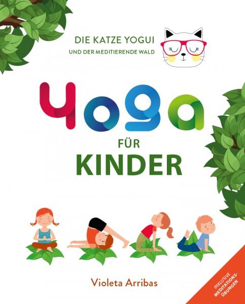Yoga für Kinder, Violeta Arribas, Mentor Verlag