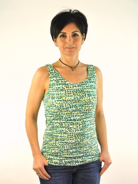 "Top ""Carol"", tara-deep-teal, Lana, 7270"