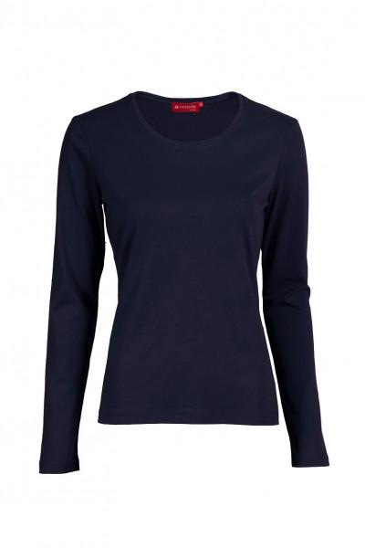 """Einfarbiges Baumwollshirt """"Nina"""" 100% Bio-Baumwolle, Lana"""