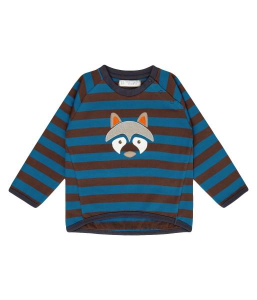 Baby Sweatshirt, 100% Bio-Baumwolle / Sweat brushed 250-260 GSM von Sense Organics,