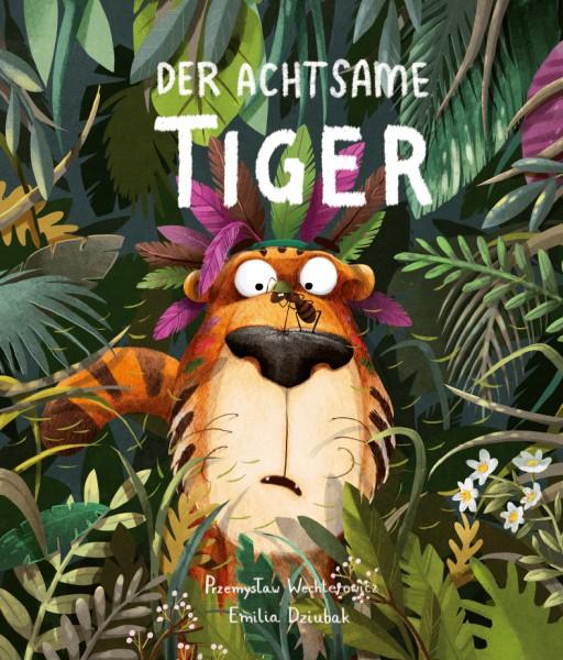Der Achtsame Tiger, Mentor Verlag, kaufen bei Stadelmann Natur