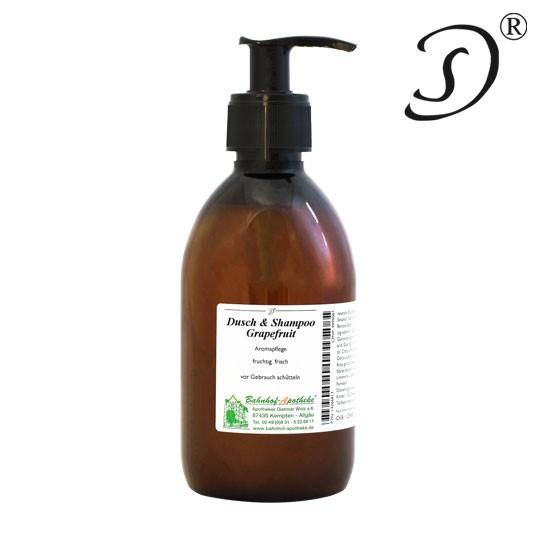 Dusch & Shampoo Grapefruit, 300ml 1 Stadelmann Natur Online Shop