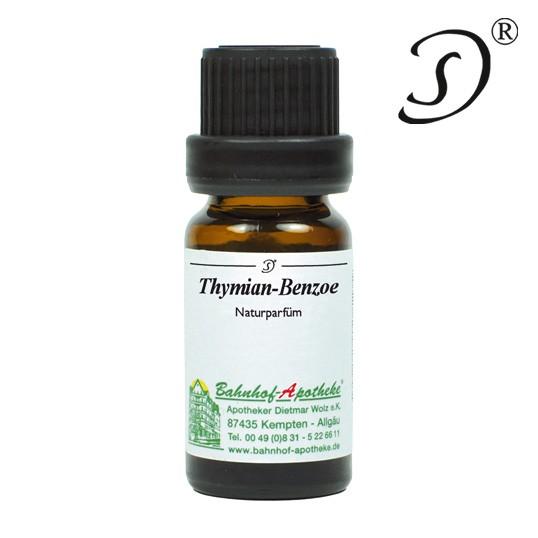 Thymian-Benzoe-Öl Naturparfüm, 10ml