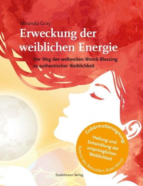 Cover Erweckung der weiblichen Energie
