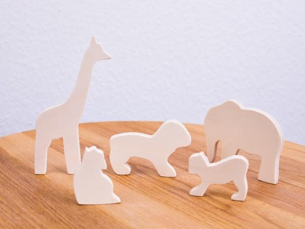 Holzfiguren handmade Allgäu 1