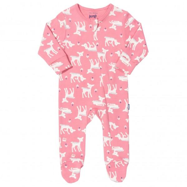"Sleepsuit ""Little Deer"", rosa, kite"