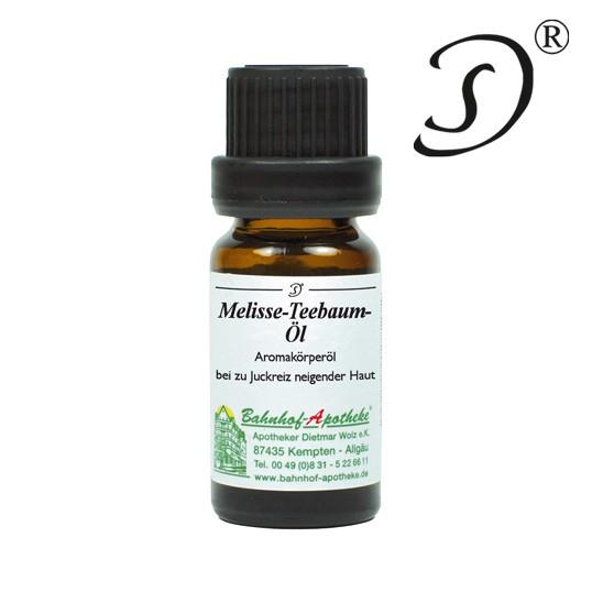 Melisse-Teebaum-Öl, 10ml