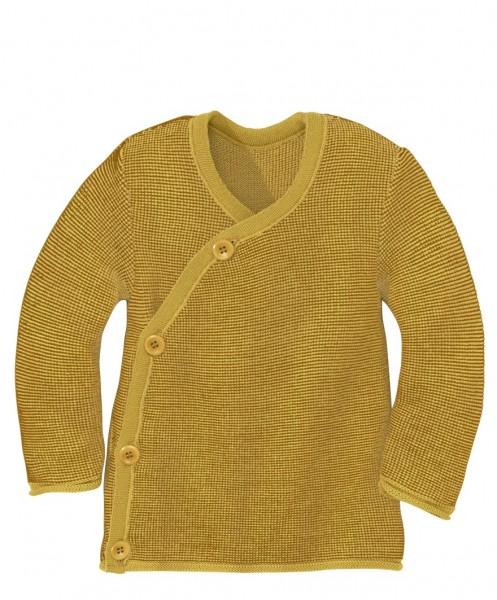 shMelange-Jacke, curry-gold 1 Stadelmann Natur Online Shop