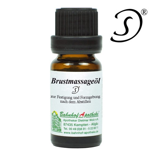 Brustmassageöl 10ml