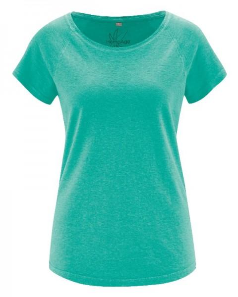 Damen T-Shirt Hanf, emera, HempAge bei Stadelmann Natur