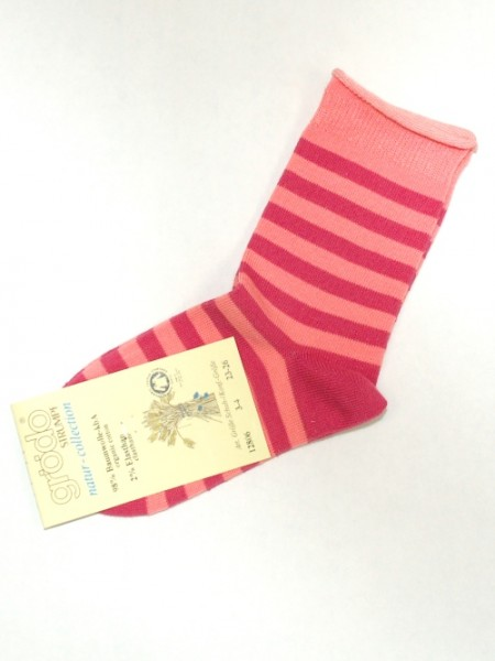 Kindersocken gestreift 3584 Stadelmann Natur Online Shop