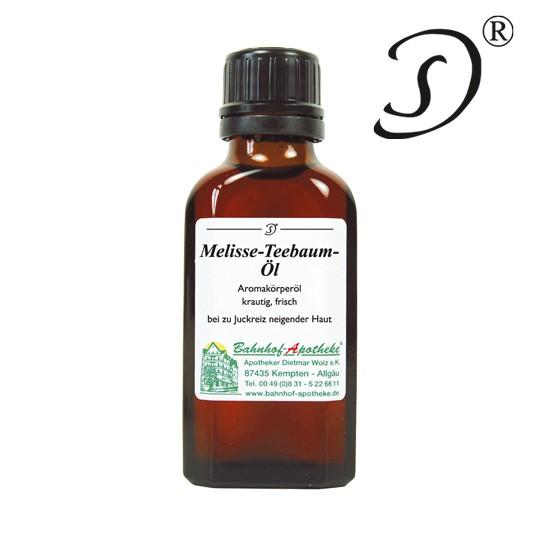 Melisse-Teebaum-Öl, 50ml