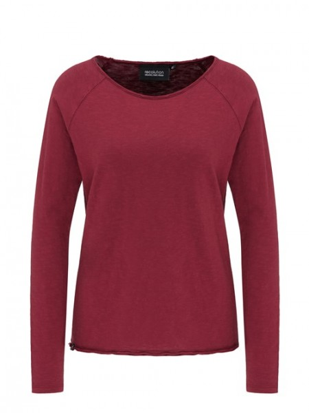 Heavy Raglan Longsleeve, biking red_1