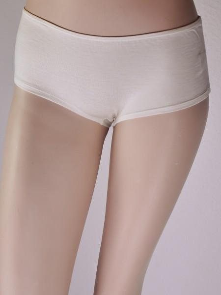 Panty, natur-weiß, 100% Baumwolle, Stadelmann Natur
