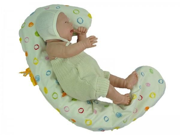 Babylagerungsrolle Kritzelkreise