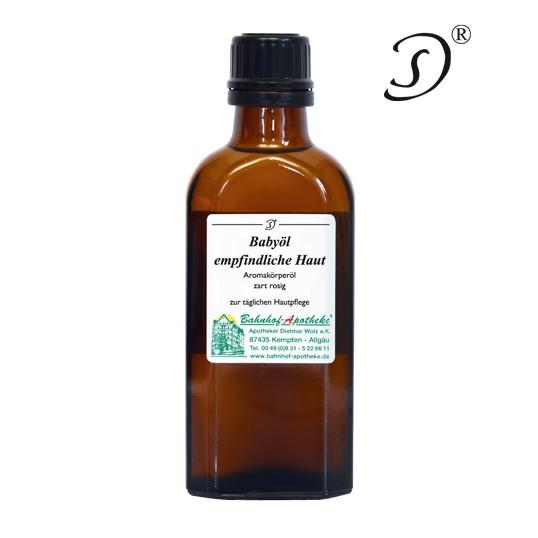 Babyöl empfindliche Haut, 100ml