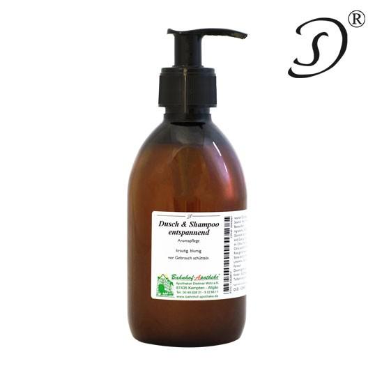 Dusch & Shampoo entspannend, 300ml 1 Stadelmann Natur Online Shop