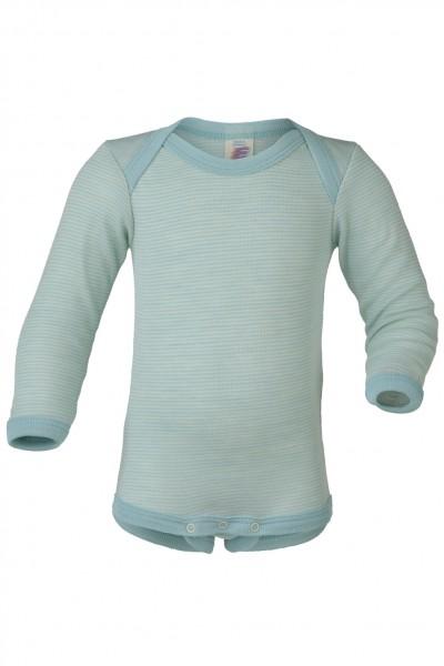Baby-Body langarm, gletscher/natur 1 Stadelmann Natur Online Shop