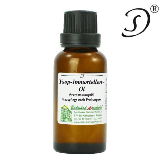 Ysop-Immortellen-Öl, 30ml