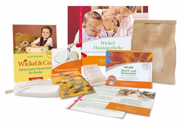 Wickel-Hausapotheke - Für Kinder von Geburt an von Wickel & Co. 1