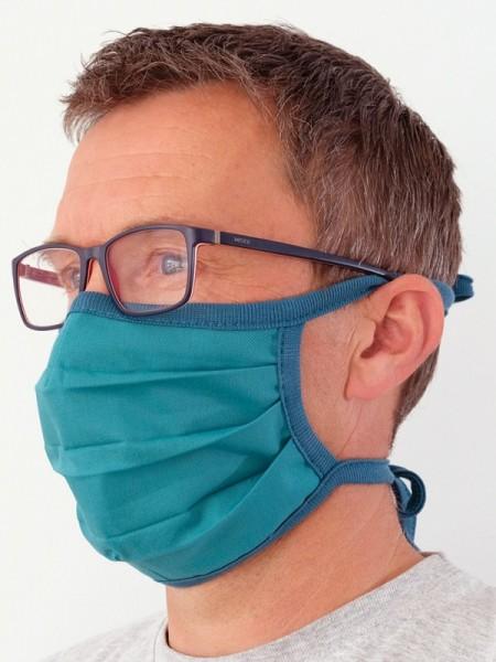 Textil Mund und Nasenschutz